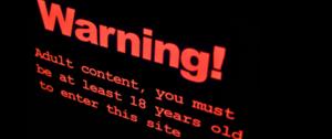 Uwaga porno!